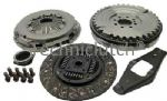 TRANSIT 2.4 CLUTCH KIT & SOLID FLYWHEEL TXII TX2 TAXI